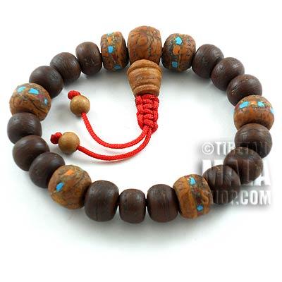 bodhi wrist mala beads