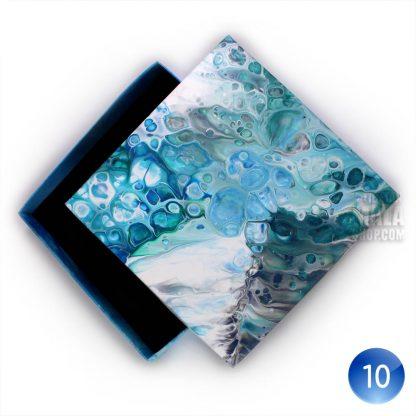 108 gift box blue white 10
