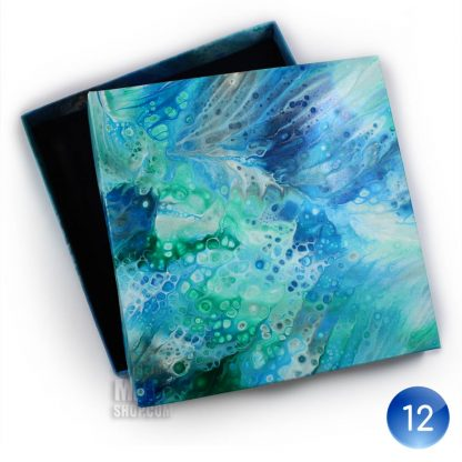 108 gift box blue white 12