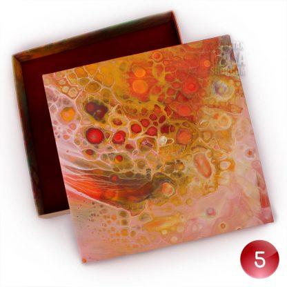 108 mala gift box red 05