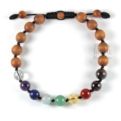 9 chakras bracelet