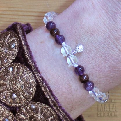 april charm bracelet