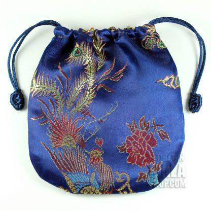 blue phoenix mala bag