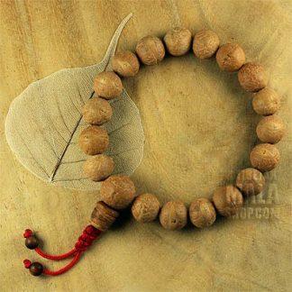 bodhi seed wrist mala
