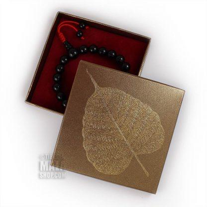 bracelet gift box bodhi leaf