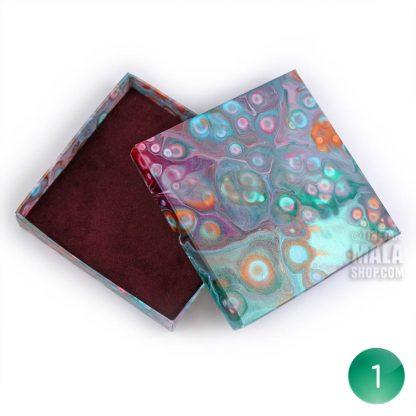 bracelet gift box emerald 01