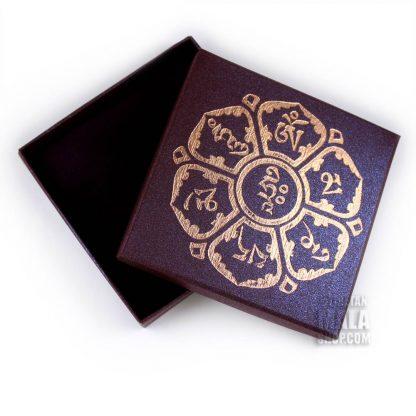 bracelet gift box lotus mandala