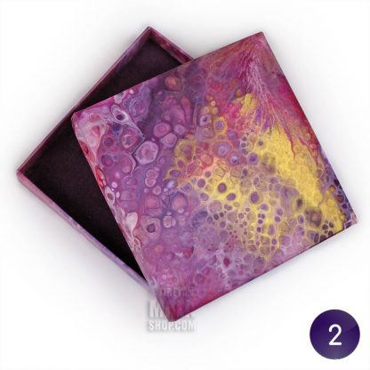 bracelet gift box purple 02