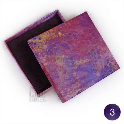 bracelet gift box purple 03