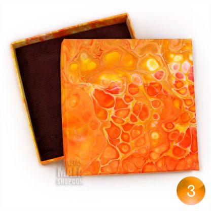 bracelet gift box tangerine 03