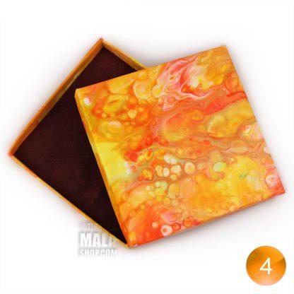 bracelet gift box tangerine 04