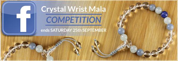 Crystal Wrist Mala 2021