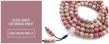 108 end bead mala