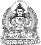 Chenrezig Buddha of Compassion