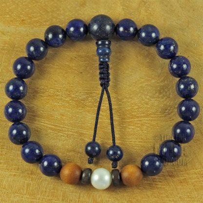 divine inspiration mala bracelet