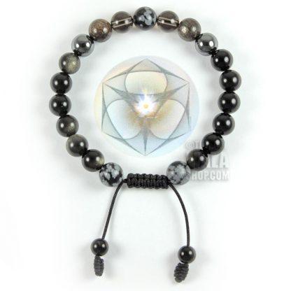 earth star chakra bracelet