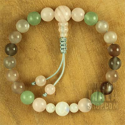 fertility mala bracelet