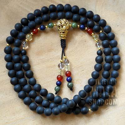 five elements mala beads