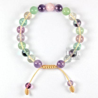 fluorite bracelet beads