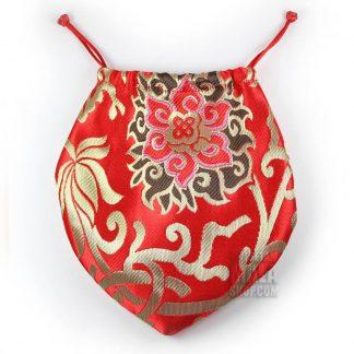 holy lotus mala bag