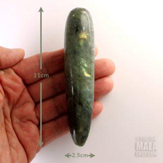 labradorite wand