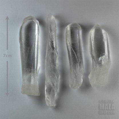 lemurian quartz points 7cm