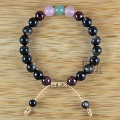 love and grounding bracelet