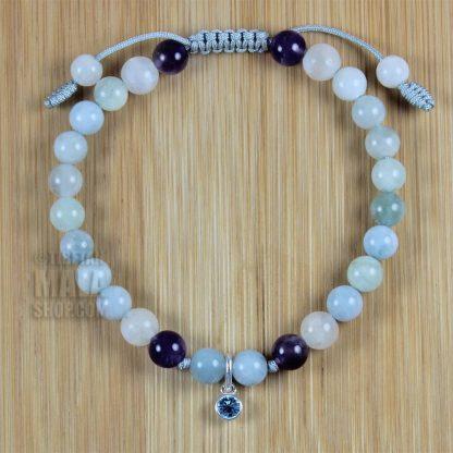 march charm bracelet