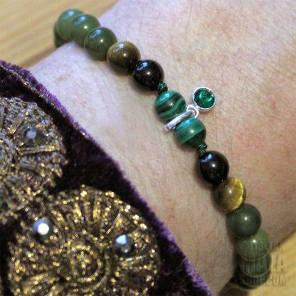 may charm bracelet