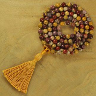 mookaite mala beads