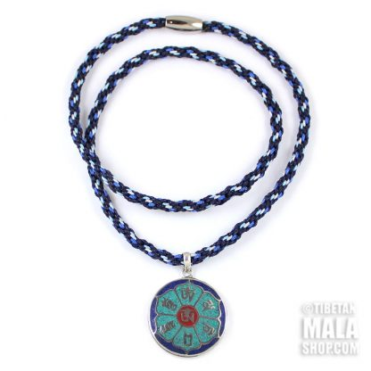 om mani necklace