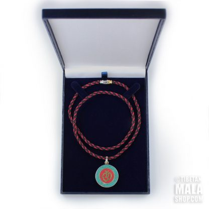 om necklace gift box