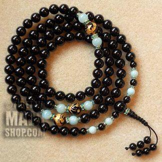 onyx prayer beads