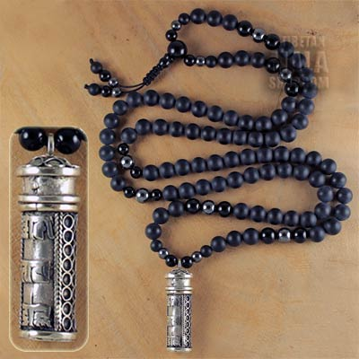 prayer box pendant