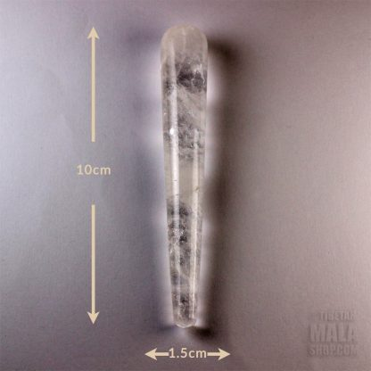 quartz massage wand