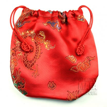 red dragon mala bag