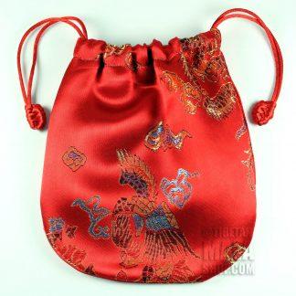 red phoenix mala bag