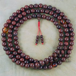 rosewood prayer beads
