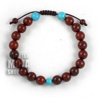 rosewood yoga bracelet
