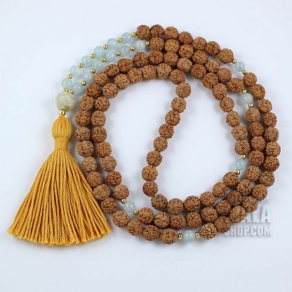 rudraksha buddhist malas