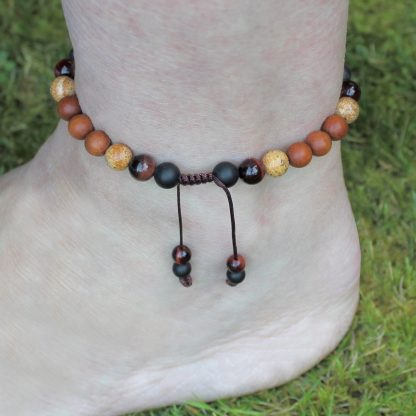 sandalwood anklet