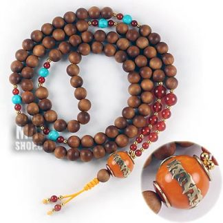 sandalwood yoga jewelry