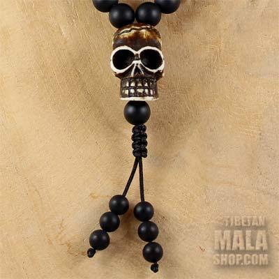 skull guru bead