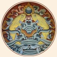 Tibetan Golden Fish